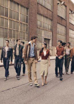 West Side Story Fragmanı