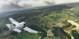 Yeni Microsoft Flight Simulator Güncellemesi Dosya Boyutunu Küçültüyor